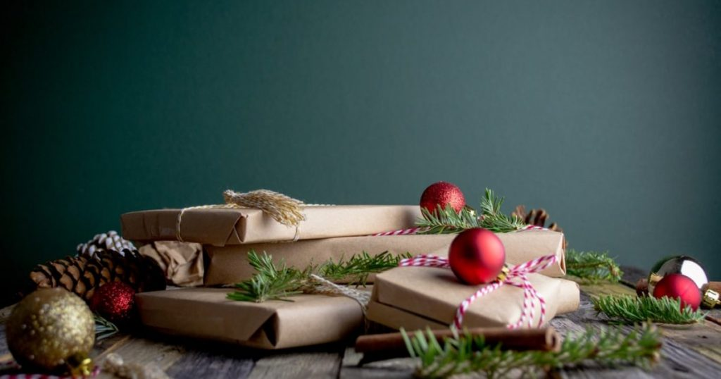 Ziemassvētku dāvanas vecākiem