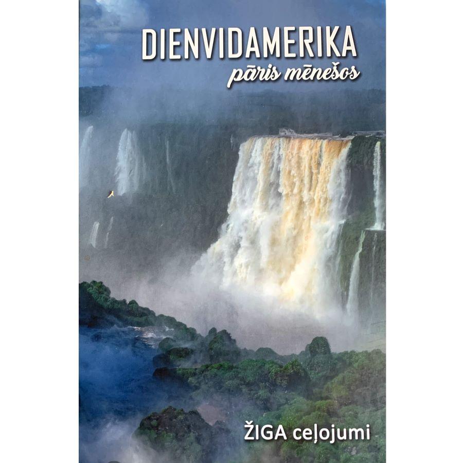 Grāmata Dienvidamerika pāris mēnešos