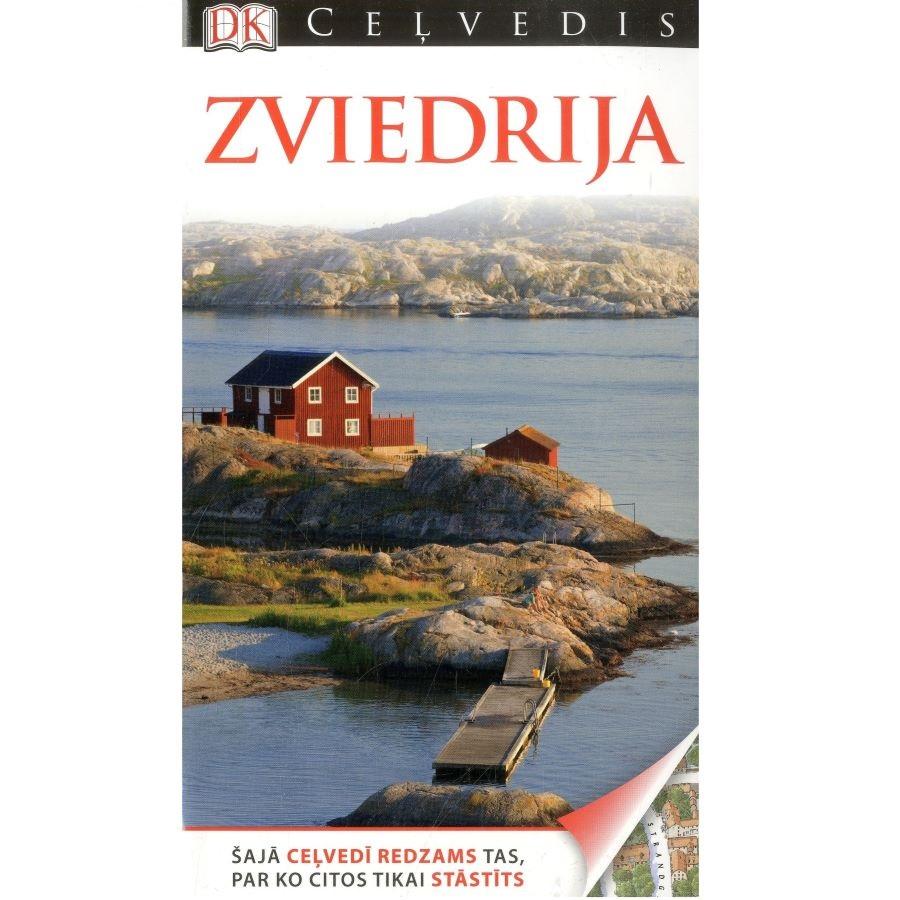 Grāmata DK ceļvedis Zviedrija