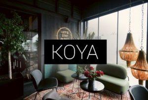 restorāns KOYA