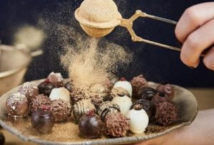 šokolādes meistarklase