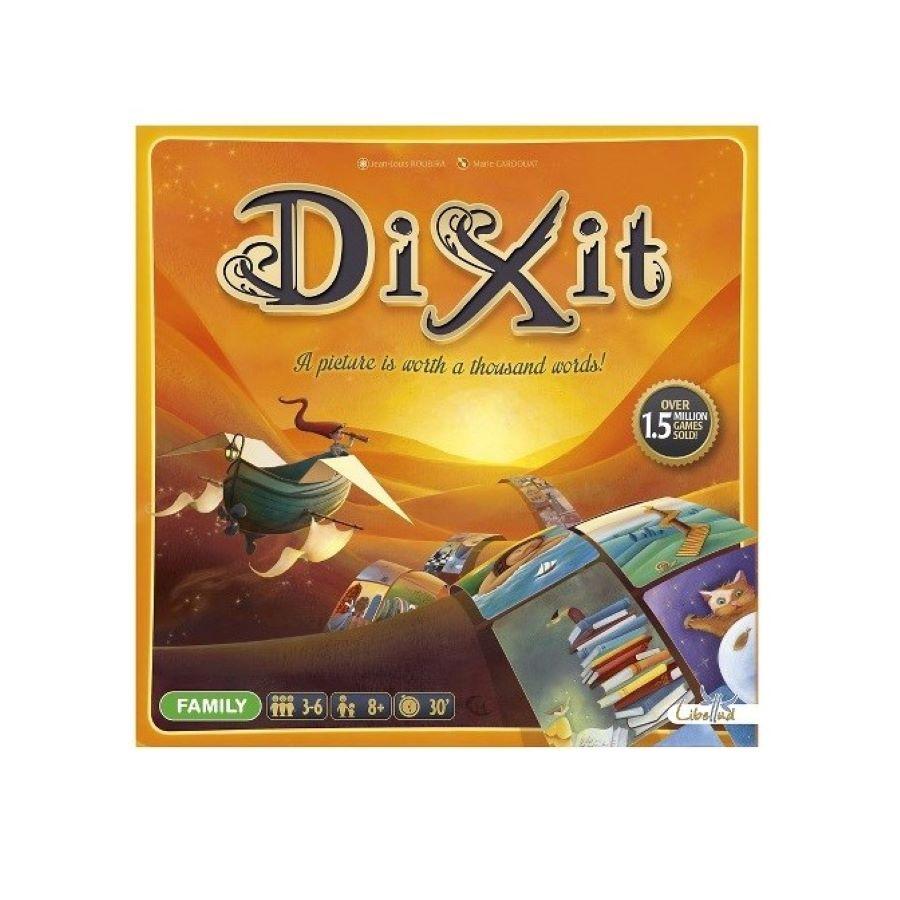 Spēle Dixit