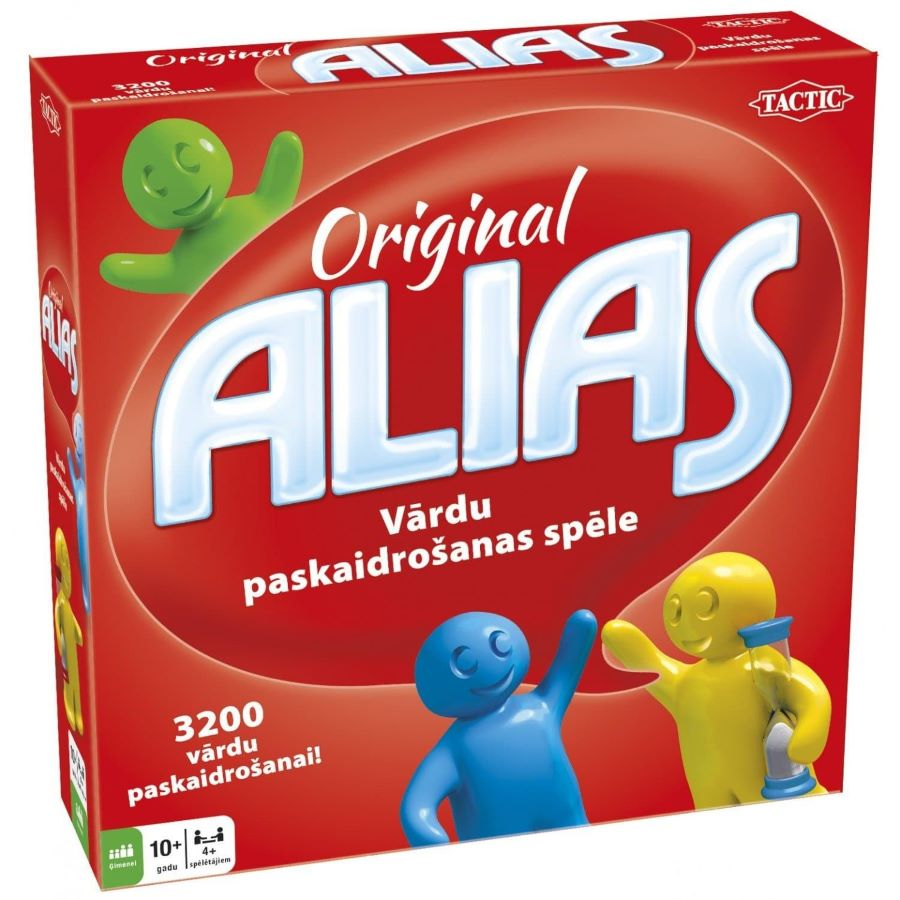 Galda spēle Alias