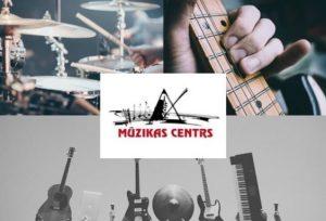 mūzikas centrs