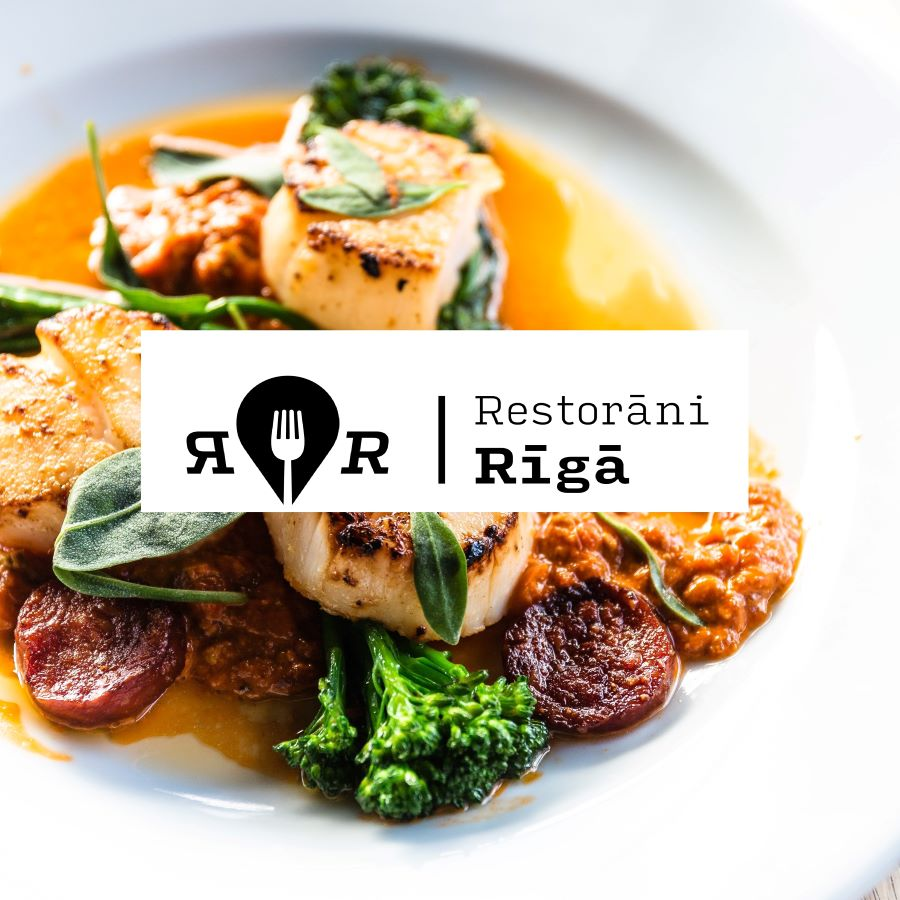 Restorāni Rīgā