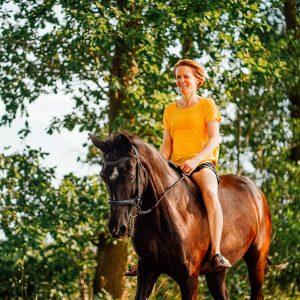 izjāde ar zirgu