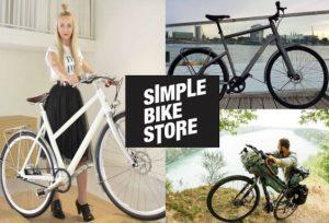 simple bike store