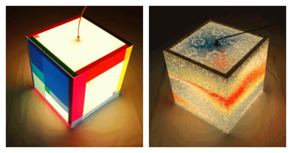 gaismas kaste