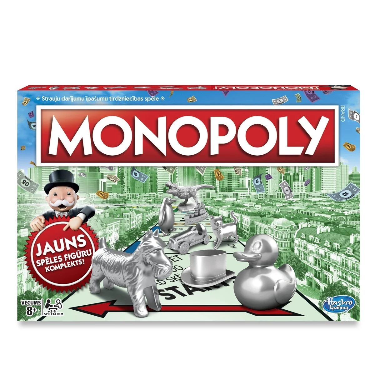 Monopols spēle