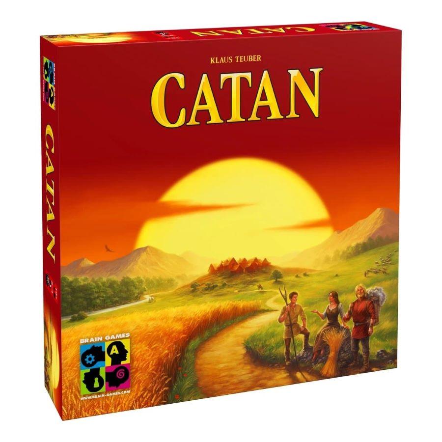 Catan galda spēle