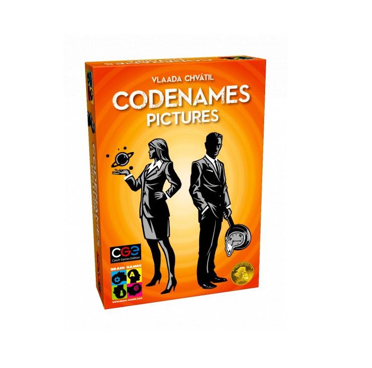 Spēles ballītēm codenames