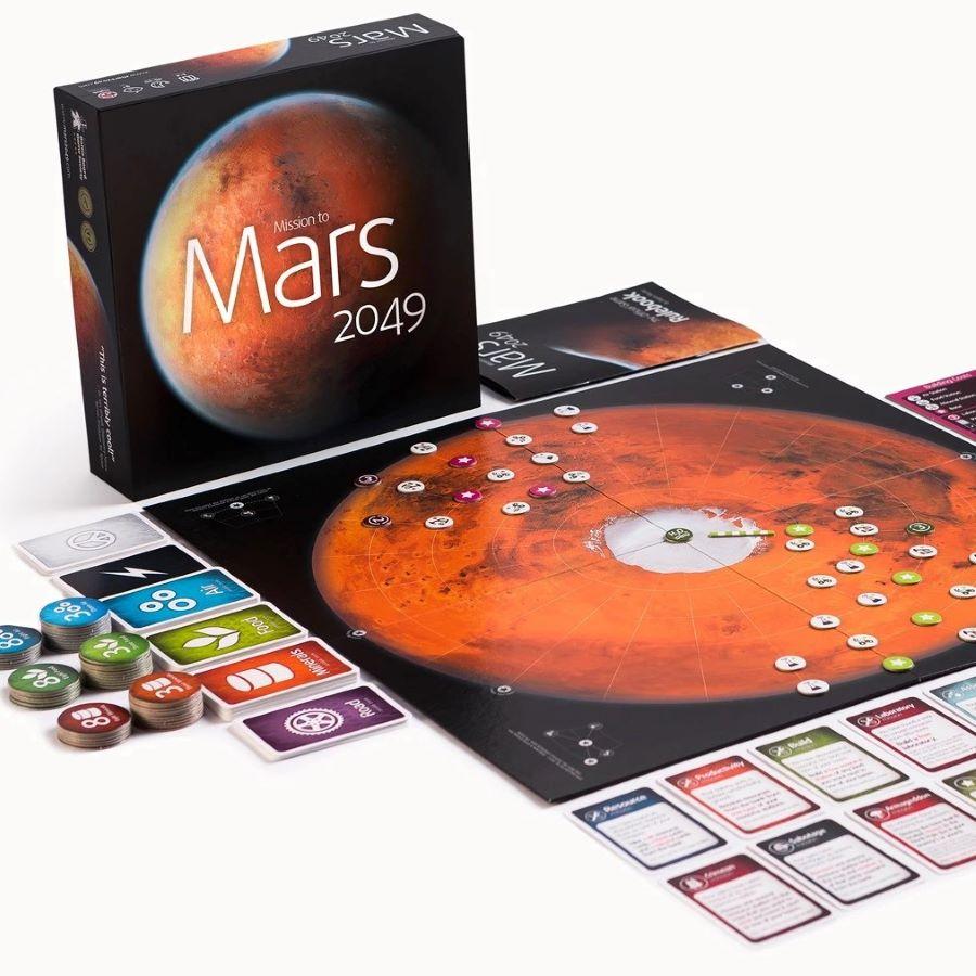 Spēle Misija uz Marsu 2049