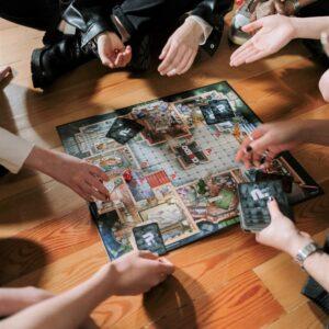 Ballīšu galda spēles