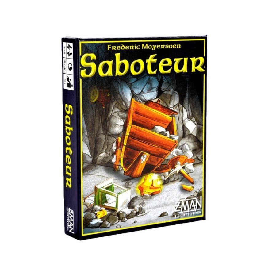 Saboteur spēles ballītēm