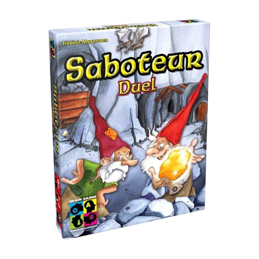Saboteur Duel galda spēle